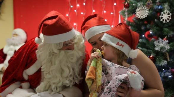 Comment il fait, ce Père Noël, pour toujours deviner ?? ;-)