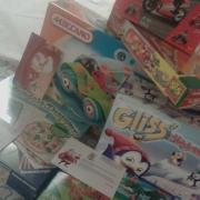 Les cadeaux...