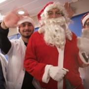 C'est le Père Noël !!!